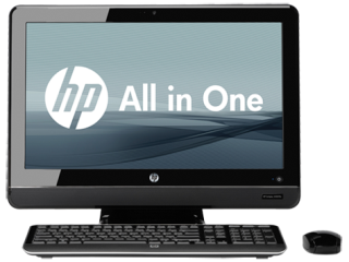 HP Compaq 8200 Elite All in one Core i7 2600s LCD 23 inch LED Full HD