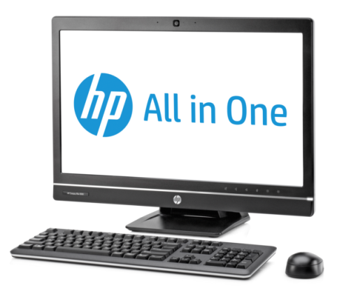 Máy tính All in One HP Pro 6300 PC i7 Gen3 3770s, LCD 21.5 inch Widescreen LED.